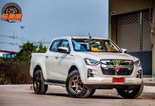 Photo of All new ISUZU D-MAX 2020 Hi-Lander ล้อ TE37 Off-0 Promax Flow Forming หล่อแบบเบาๆ จ่ะ