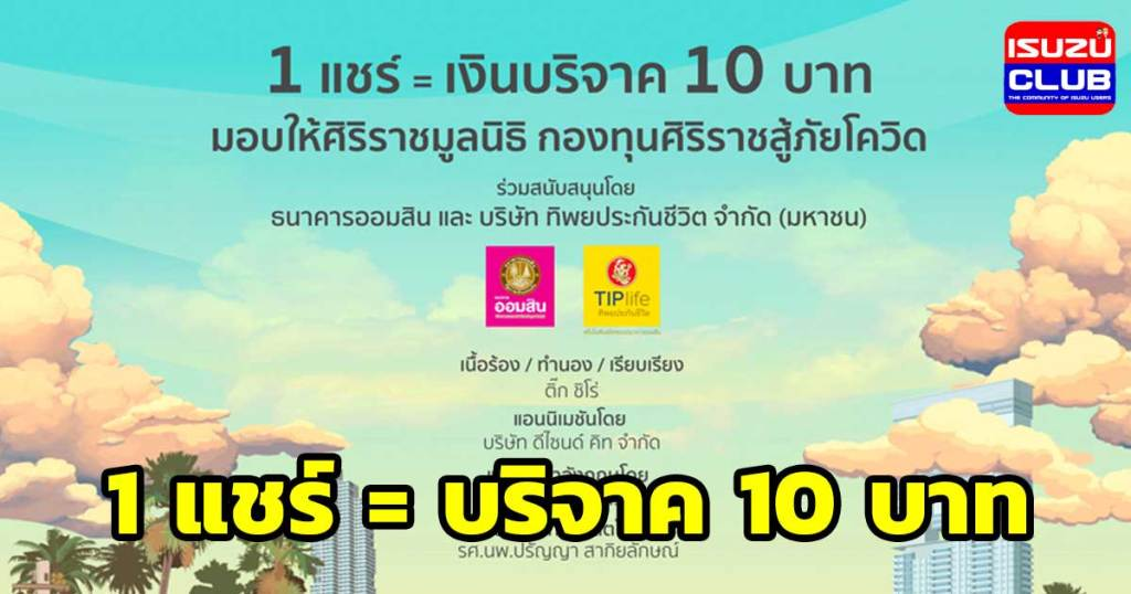 gsb 10 thb share