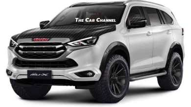 isuzu mu x 2021 the car channel