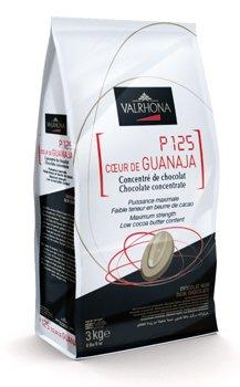 valrhona p125 Coeur de guanaja