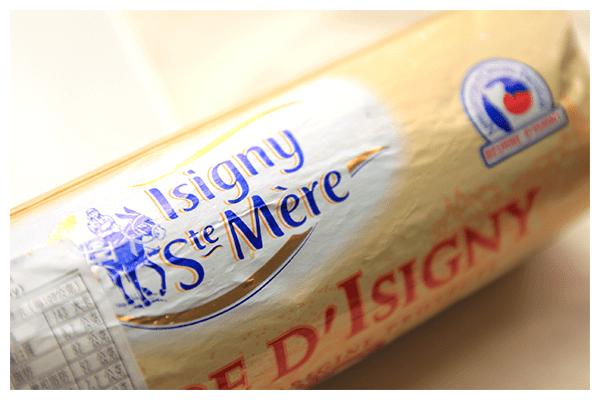 法國isigny特定產區頂級奶油