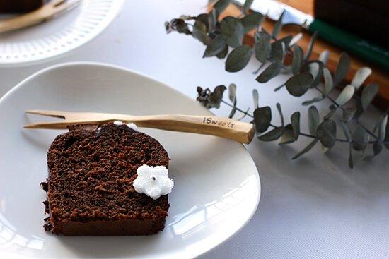 伯爵茶巧克力磅蛋糕