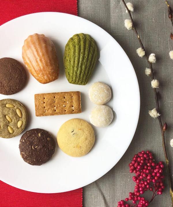 旺福禮盒 | 愛甜食2018新年禮盒
