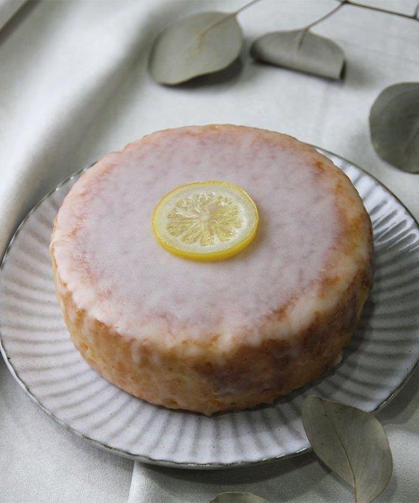 黃檸檬糖霜老奶奶 - 彌月蛋糕/彌月試吃 | iSweets Patisserie 愛甜食