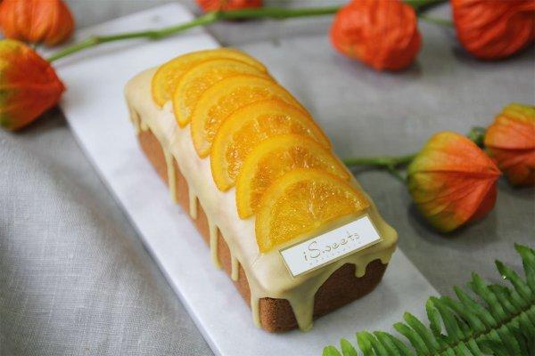 香橙鳳梨磅蛋糕 - 彌月蛋糕/彌月試吃 | iSweets Patisserie 愛甜食