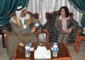 The Cezire Canton: An Arab Sheikh and A Woman Guerrilla at the Helm