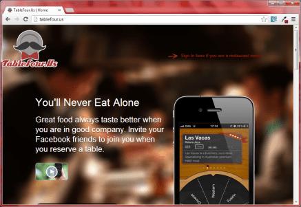 TableFour.us oleh Azizi Khalid