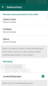 WhatsApp_Zuletzt online