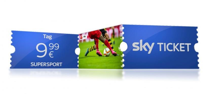 Sky Ticket