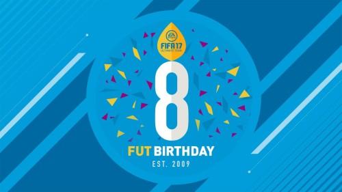 FUT Geburtstag