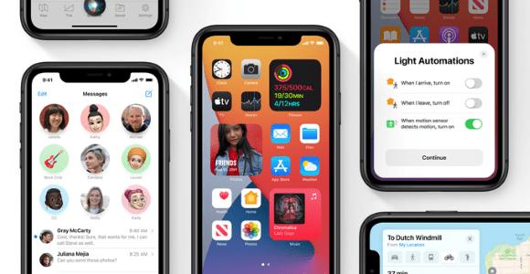 iOS 14 Handbuch