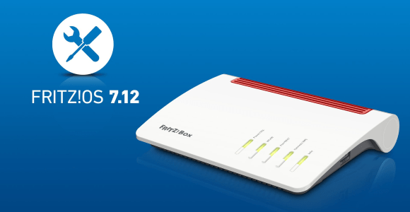 FRITZ!OS 7.12