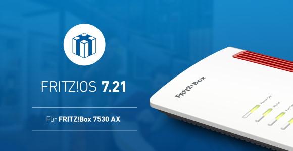 FRITZ!OS 7.20