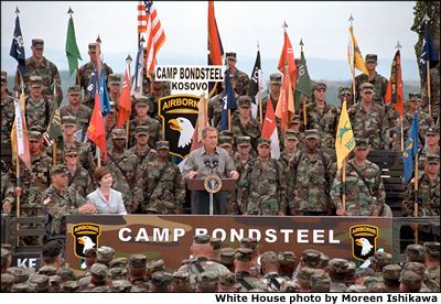Camp Bondsteel