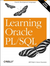 Learning Oracle PL/SQL