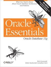 Oracle Essentials, Fourth Edition