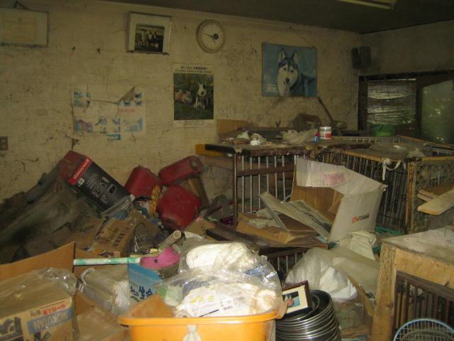 ゴミ屋敷を片付けて引っ越しできるようにしてください 群馬 高崎