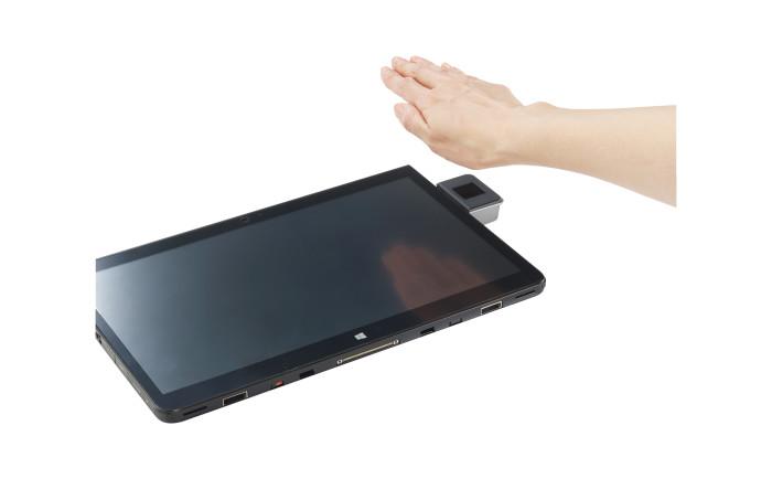 Fujitsu presenterar sin säkraste 2-i-1-enhet