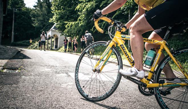 Resurs Bank cyklar med Team Rynkeby till Paris