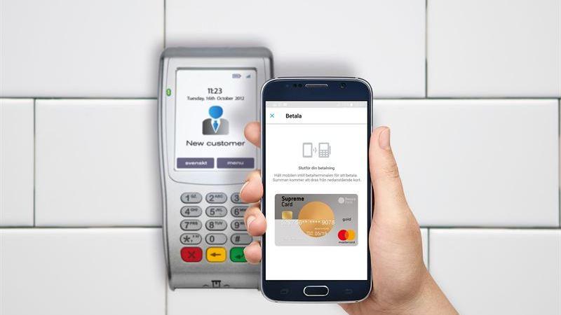 Resurs Bank och Mastercard digitaliserar plastkortet i helt ny tjänst