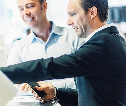 Hantera företagets leverantörsfakturor – direkt i molnet.