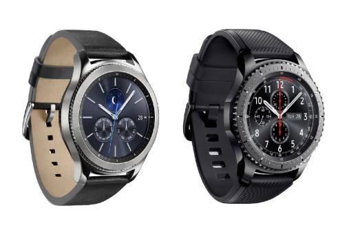 Samsung Gear S3 – smartklockan som sammanför teknik, design och mode på ett nyskapande sätt