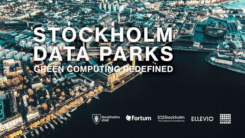 Stockholm nytt centrum för nästa generations hållbara datahallar