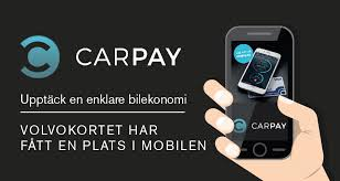Betala verkstadsbesöket med mobilen