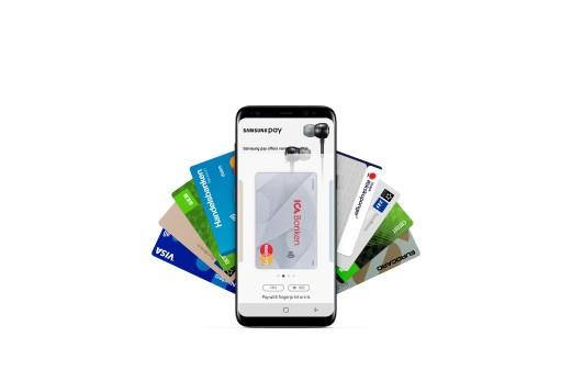 Samsung Pay välkomnar ICA Banken som ny partner