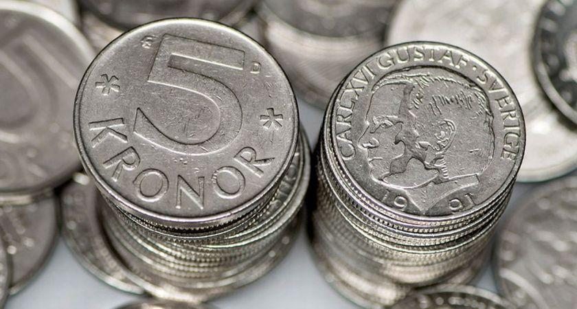 Torsdag är sista dagen bankerna tar emot gamla mynt