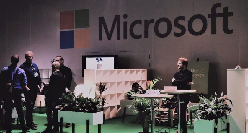 """Microsoft TechDays 2017 – """"Ett gigantiskt smörgåsbord"""""""