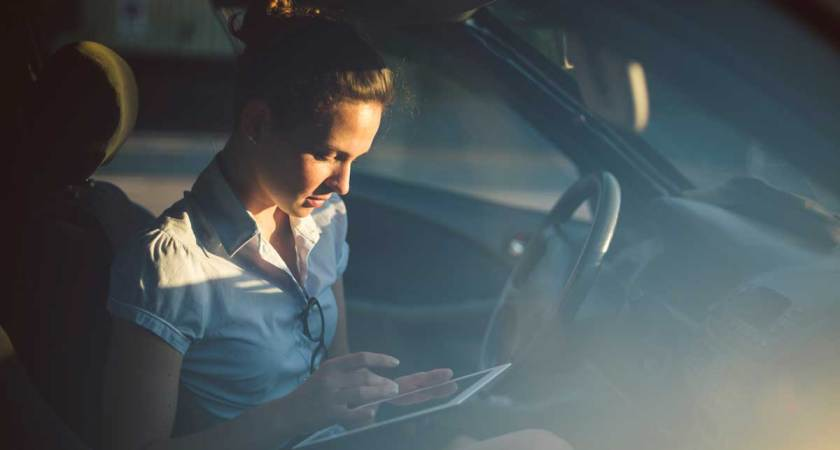 Bättre koll på bilen genom SnappCar och Telia de inleder samarbete