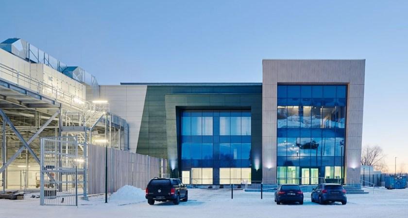 DigiPlex datacenter kommer värma upp 10 000 lägenheter i Stockholm
