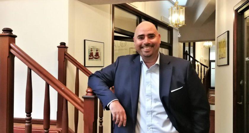 Ny ledning hos den snabbväxande startupen Plexian