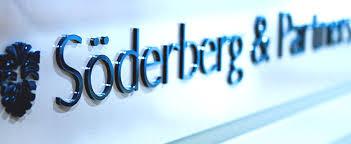 Söderberg & Partners utser finansbranschens bästa aktörer 2017