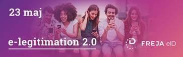 e-legitimation 2.0 identitet som konkurrensfaktor i digitaliseringen