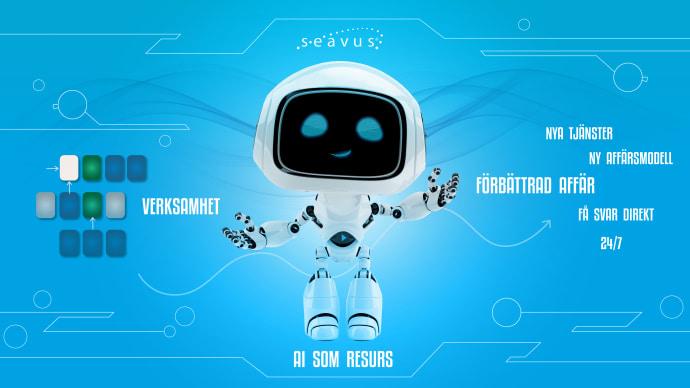 Nu har AI-proppen äntligen gått ur!