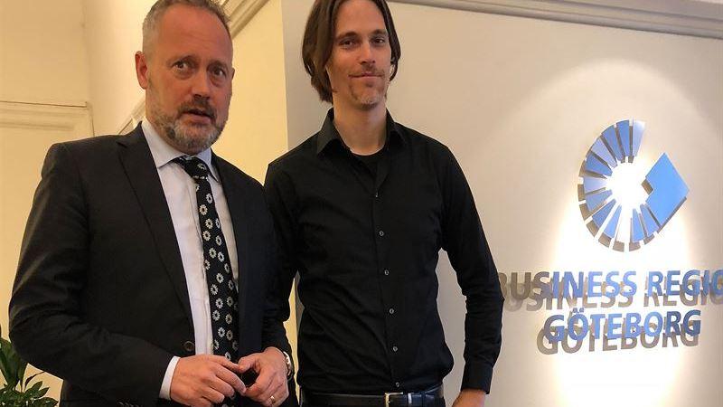 Svensk bakom blockchainföretaget ShipChain som ska spara miljoner åt svenska företag