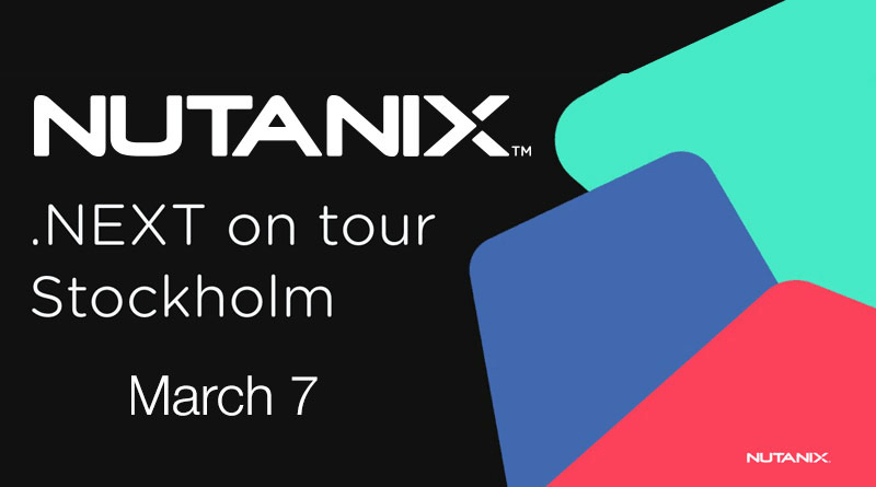.NEXT on tour Stockholm 1