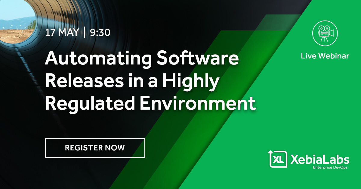 Automating Software Releases in a Highly Regulated Environment 1