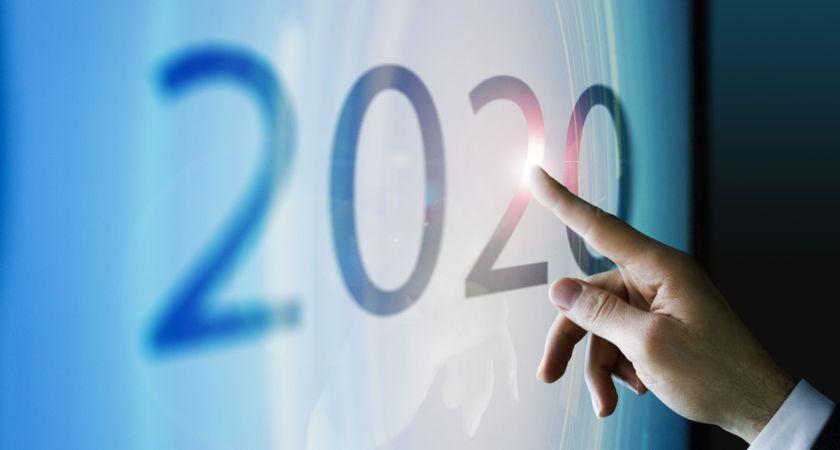 Jabras tre vise män tittar i kristallkulan  – Techtrender 2020