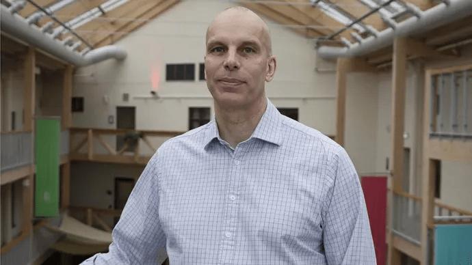 Torbjörn på startupbolaget Atletor tilldelas ÅForsk Entreprenörskapsstipendium