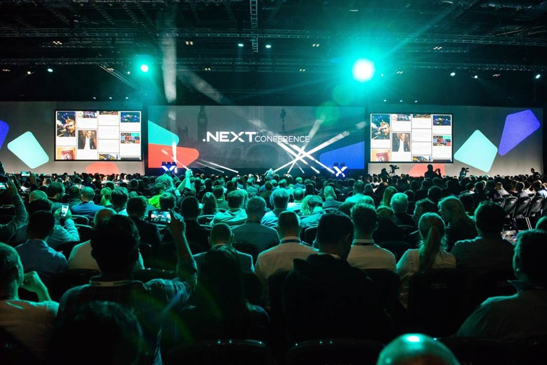 Don't miss the first-ever .NEXT Digital Experience June 29 - July 1, 2020 1