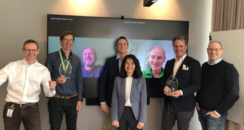 Unit4 och Peab vinnare av Årets Affärssystemprojekt 2020