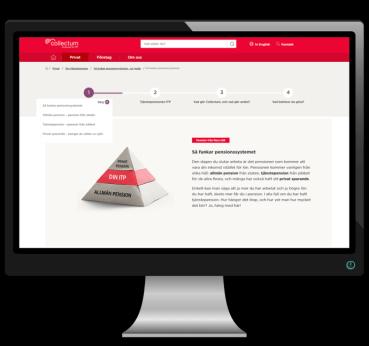 Collectum lanserar en digital pensionsskola 1