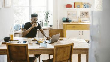 Stora coronaeffekten på bostadsmarknaden – 25 procent redo att e-handla bostad 1