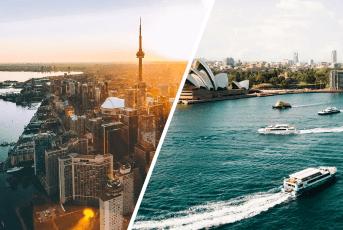 Trustly etablerar sig i Australien och Kanada 1