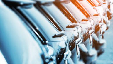 Coronaeffekt bakom fortsatt minskning av nyregistrerade bilar med drygt 4 procent i juli 1