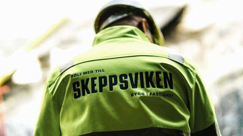 Bygg- och fastighetskoncernen Skeppsviken ny kund till Iver