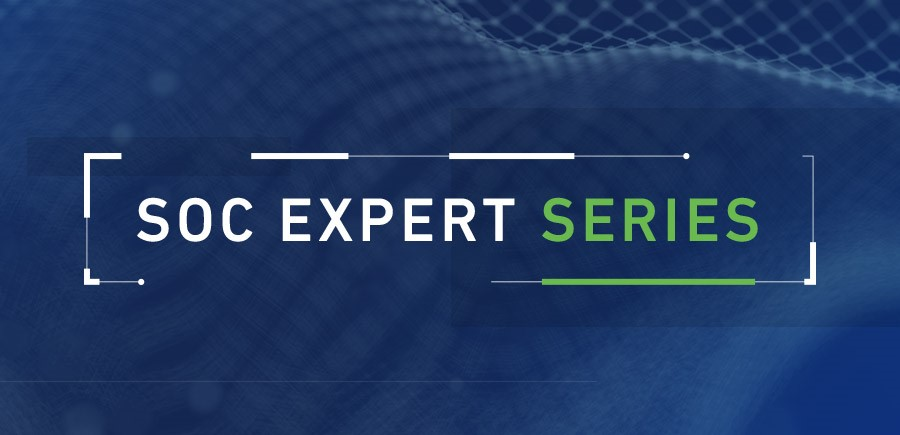 Join us for the SOC Expert Series Virtual World Tour 1